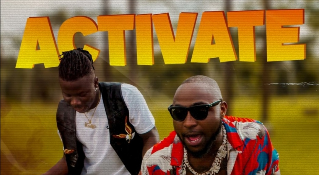 Stonebwoy ft. Davido – Activate (Video)