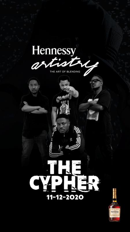 Vector ft. MI Abaga, Jesse Jagz, Teeto Ceemos – Hennessy 2020 Cypher 3