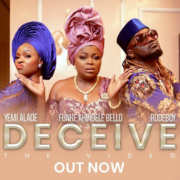 Yemi Alade ft. Rudeboy – Deceive (Video)