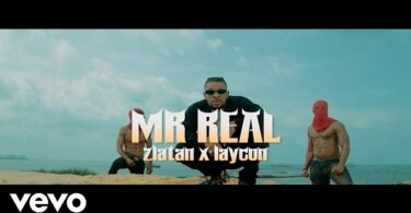 Mr Real ft. Laycon, Zlatan – Baba Fela (Remix) [Video]