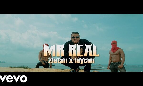 Mr Real ft. Laycon, Zlatan – Baba Fela (Remix) [Video]