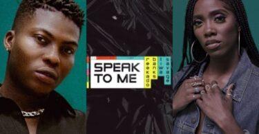 Reekado Banks ft. Tiwa Savage – Speak to Me (Video)