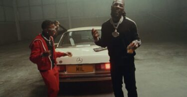 Wizkid ft. Burna Boy – Ginger (Video)