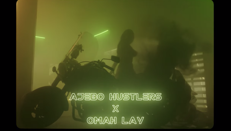 Ajebo Hustlers ft. Omah Lay – Pronto (Video)