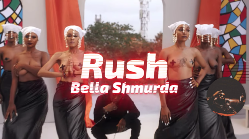 Bella Shmurda – Rush (Moving Fast) [Video]