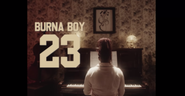 Burna Boy – 23 (Video)