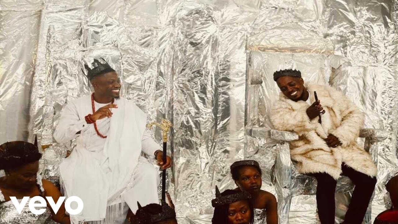 Vector ft. MI Abaga, Pheelz – Crown Of Clay (Video)