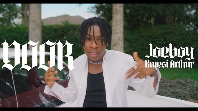 Joeboy ft. Kwesi Arthur – Door (Remix) [Video]