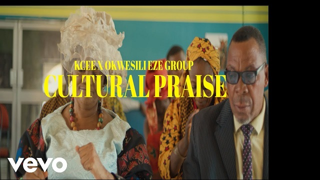 Kcee & Okwesili Eze Group – Cultural Praise (Video)