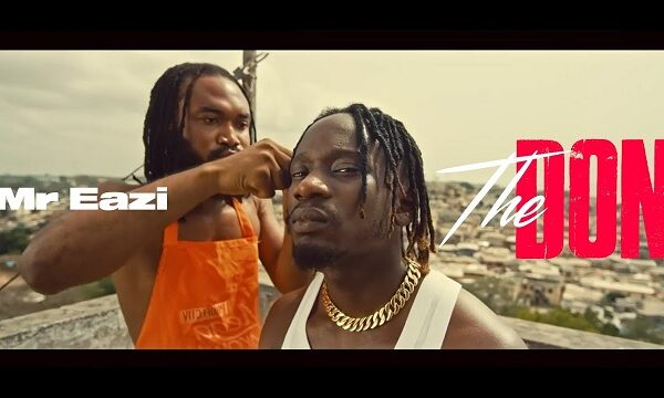 Mr Eazi – The Don (Video)