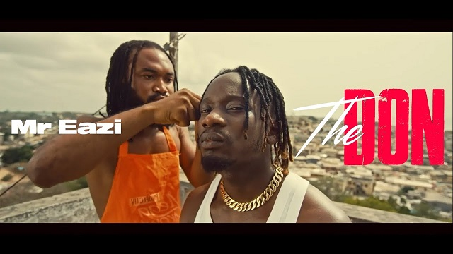 Mr Eazi – The Don (Video)