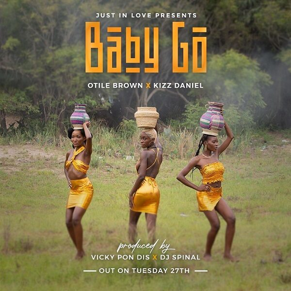 Otile Brown ft. Kizz Daniel – Baby Go