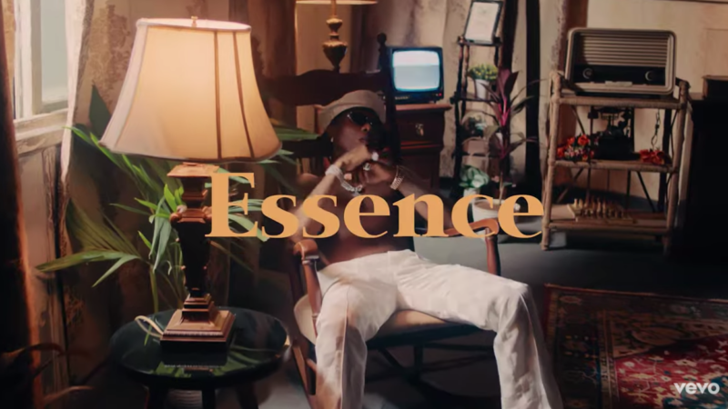Wizkid ft. Tems – Essence (Video)