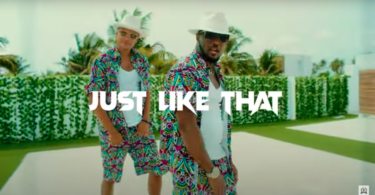 Mr P ft. Mohombi – Just Like That (Video)