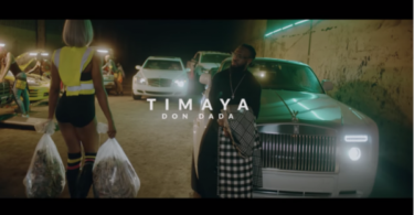 Timaya – Don Dada (Video)