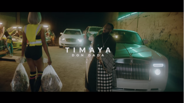 Timaya – Don Dada (Video)