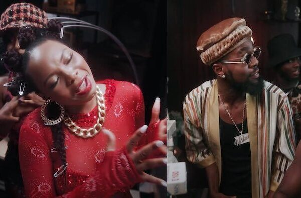 Yemi Alade ft. Patoranking – Temptation (Video)