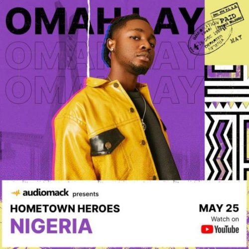 Omah Lay – Damn (Hometown Heroes Version)