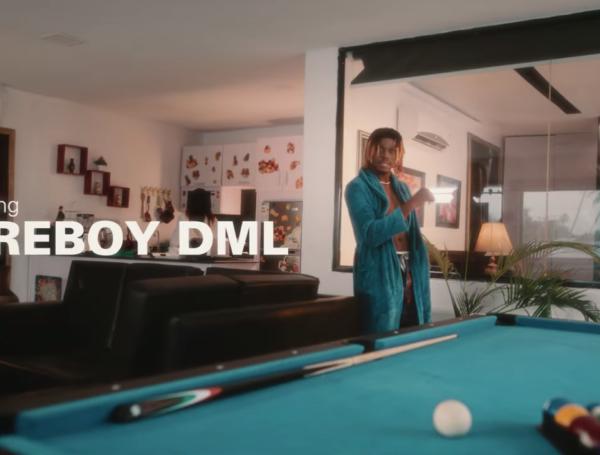 Fireboy DML – Lifestyle (Video)