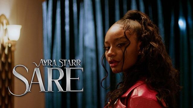 Ayra Starr – Sare (Video)