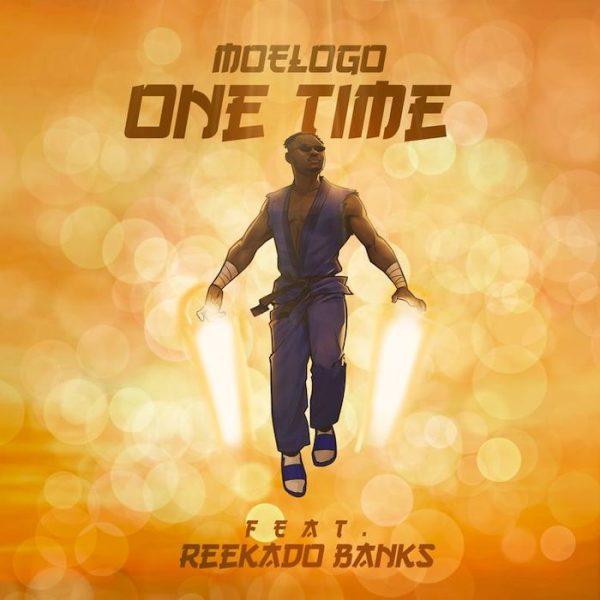 Moelogo ft. Reekado Banks – One Time