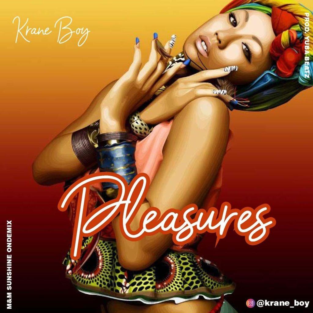 Krane Boy – Pleasures