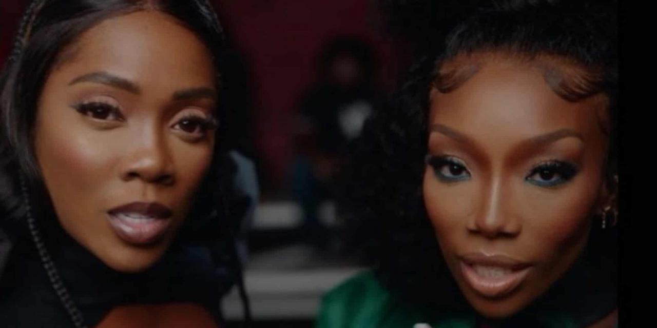 Tiwa Savage ft. Brandy – Somebody's Son (Video)